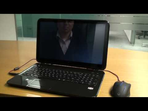 HP Pavilion TouchSmart 15 Series - LOL game play video clip