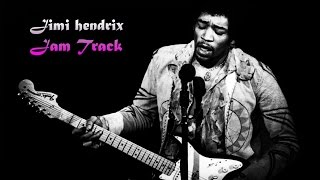 Jimi Hendrix - Foxy Lady (Backing Track)