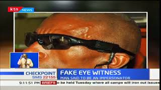 Developing Story: Police link the suspicious 'eye witness' man to 8 cases