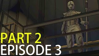 WHAT IS SHE DOING!?? - Batman Episode 3 - The Telltale Series Part 2