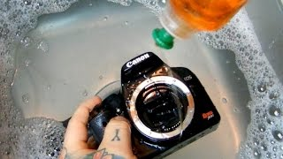 The Angry Photographer: The PROFESSIONAL Technique To Cleaning Your CANON DSLR