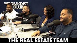Cesar Piña & The Real Estate Team Talk Credit, Lenders And Generational Wealth