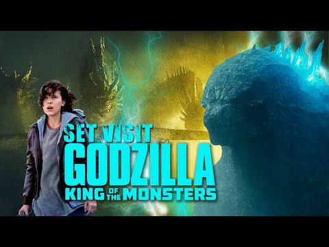 Godzilla: King of the Monsters SECRETS from our Set Visit!