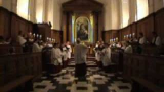 Unichor Innsbruck & Clare College Choir - The Lords Prayer (Robert Stone)