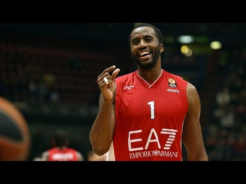 Regular Season, Round 7 MVP: Jamel McLean, EA7 Emporio Armani Milan