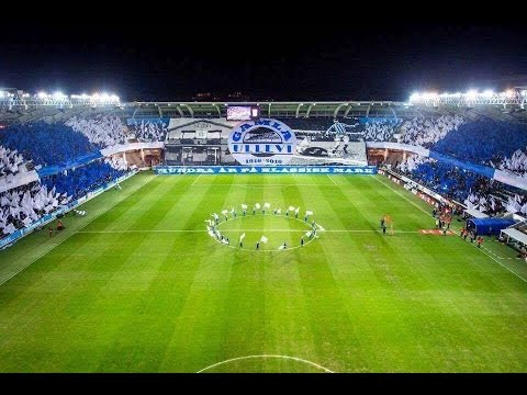 IFK-AIK 2016   Gamla Ullevi 100 år   Tifo