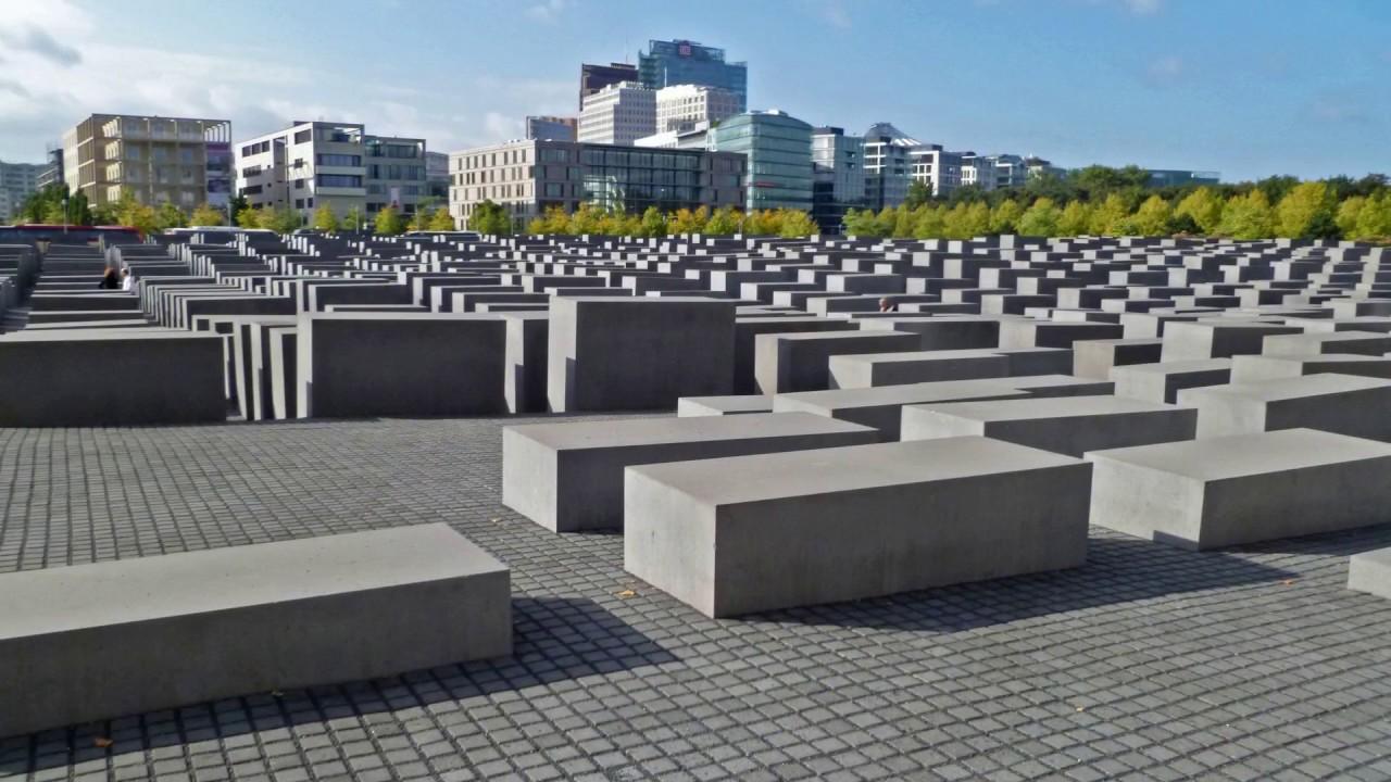 Memorial, Murdered, Jews, Europe, berlin, germany