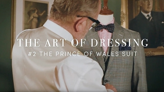 How To Wear A Prince of Wales Suit (The Art Of Dressing)