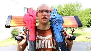 Nerf War:  Payback Time 9