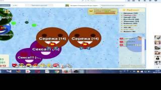 Агарио : Голодные игры # 8 серёжа тащу