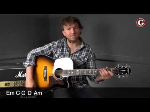 All Of Me - John Legend - How to play - Acoustic guitar lesson | Online Guitar Lessons