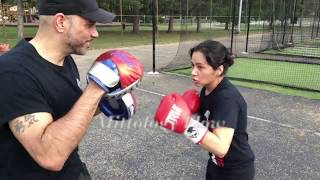 #1 Best Boxing Flow Drill Certification World | Mittwork Secrets How To |  Start Online Now
