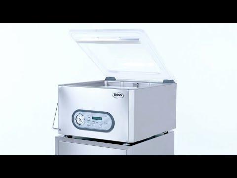 Vakuummaschine  Tischgerät Max 42