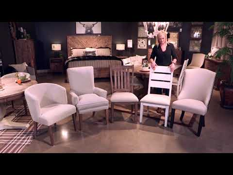 Grindleburg D754 Chair Selection