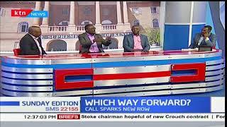 Sunday Edition: Mt. Kenya leaders dismiss Raila Odinga's calls