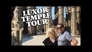 Unbelievable Luxor Temple Tour - What To Do In Luxor Egypt