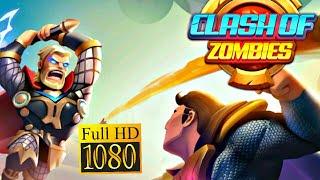 CoZ1 X-War:Clash of Zombies