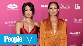 Brie Bella Talks About The Possibility Of Baby Number 2 | PeopleTV