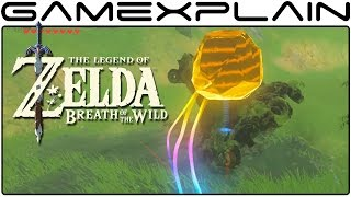 Zelda: Breath of the Wild - Get More Ancient Parts from Decayed Guardians (Secret)