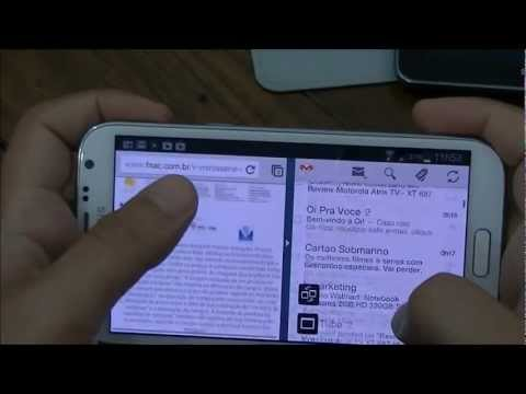 Samsung Galaxy Note II - N7100 - Review
