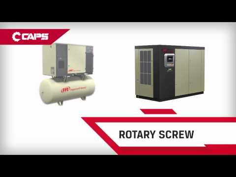 Reciprocating vs Rotary Screw Air Compressors
