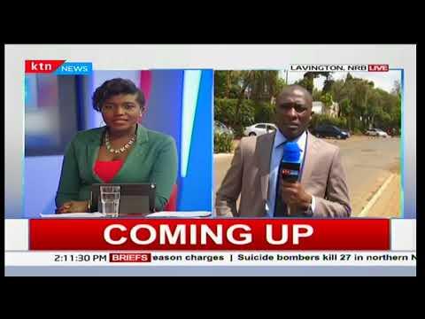 NASA MPs-elect arrive for Raila announcement