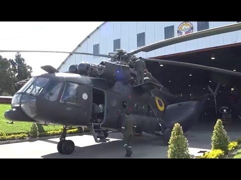 Conozca el Centro de Mantenimiento de Aviación del Ejército Ecuatoriano