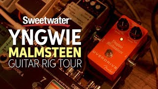 Yngwie Malmsteen's Guitar Rig Tour