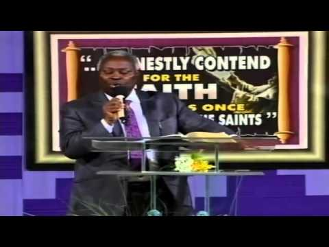 Covenant  Message:- Walking In The Old Path With New Strength By Pas. W.F. Kumuyi
