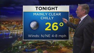 Bob Turk Has Your Tuesday Evening Forecast