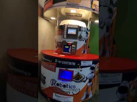 World''s 1st Automatic Robotic Bhel Machine