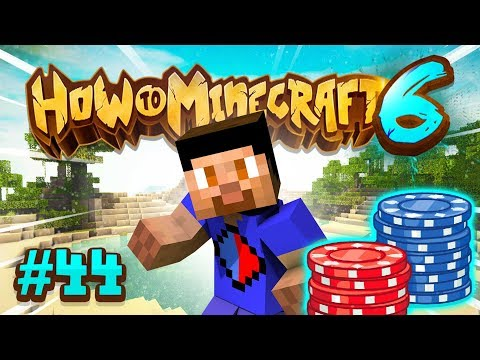FANCY PANTS OPENING! - How To Minecraft #44 (Season 6)