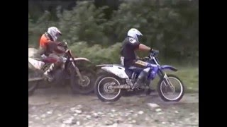 preview picture of video 'Yamaha TW125 @ 200ccm - IGE 3h Enduro Venusberg 2008 2/2'