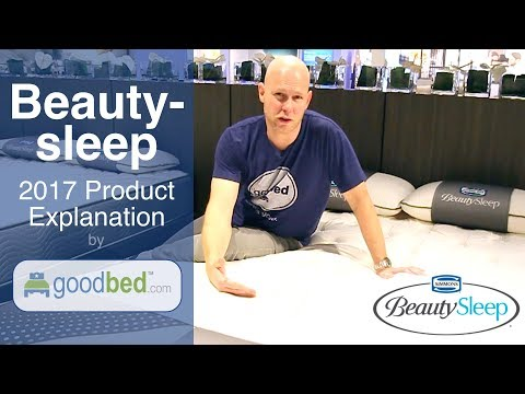 Simmons BeautySleep Mattress Options EXPLAINED by GoodBed (VIDEO)