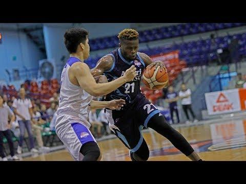 [Sport5] Semifinals: Che'lu Revellers vs. Akari-Adamson   PBA D-League Aspirant's Cup 2018