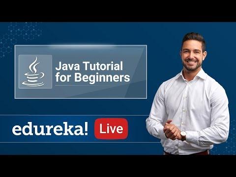 Fundamentals of Java- Java OOPS, JDK, Arrays | Java Training - 1