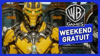 Mortal Kombat 11 - Weekend Gratuit du 11 au 14 Octobre !