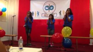 1 Girl Nation - While We're Young - AICCFEST 2014