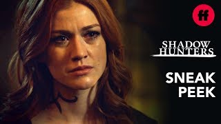 Shadowhunters Series Finale | Sneak Peek: Jace Offers to Help Clary | Freeform