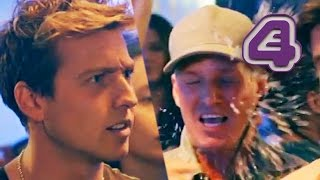 Sam Throws His Drink At Jamie! | Made In Chelsea