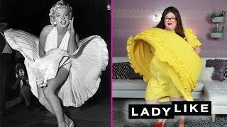 We Tried Dress Weights For Windy Days • Ladylike