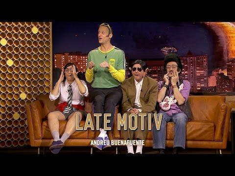 LATE MOTIV - 'El reencuentro' | #LateMotivNavidad