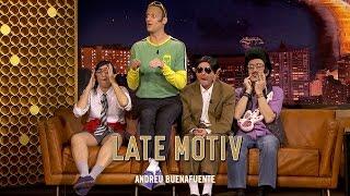 LATE MOTIV   'El Reencuentro' | #LateMotivNavidad