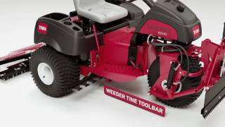 Toro Sand Pro 3040/5040 Attachments