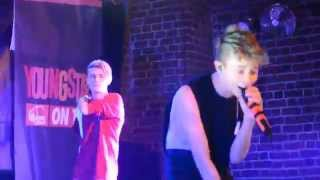 Young Stars on Tour Bars and Melody (Beautiful)