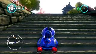 Sonic & All-Stars Racing Transformed (PS3): Bypass Transformation Gates