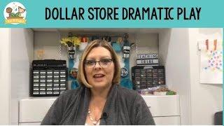 Dollar Store Dramatic Play In Preschool