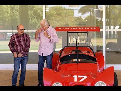 A oficina em Brasília que é responsável pela criação de três pilotos de F1 | GP às 10