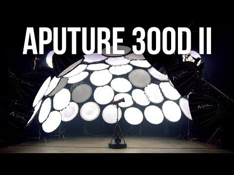 Aputure Kit LS C300D II (videocamera)