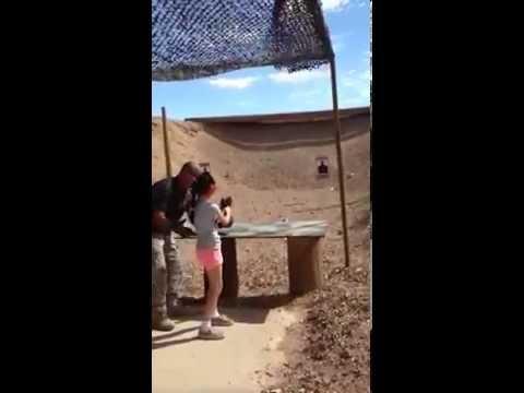 9yo accidentally kills instructor - Full Video